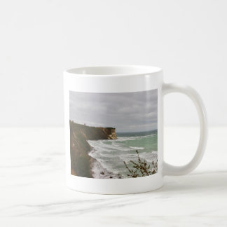 Island reproaches Cape Arkona Coffee Mug