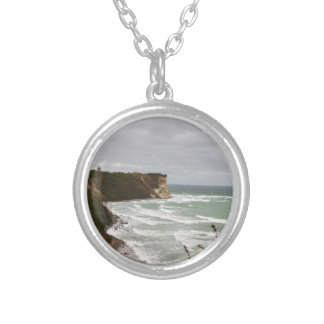 Island reproaches Cape Arkona Silver Plated Necklace