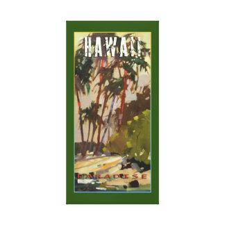 Island Serenity Canvas Print
