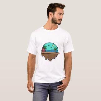 Island Serie - Beach Island Man Shirt