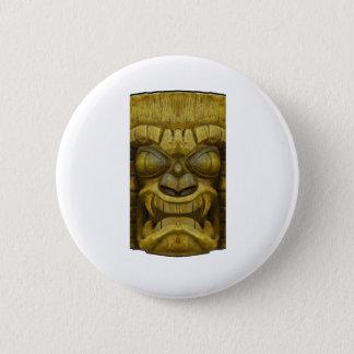 Island Spirits 2 Inch Round Button