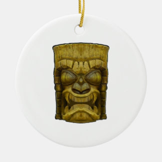 Island Spirits Ceramic Ornament