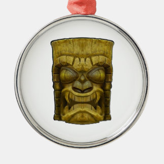 Island Spirits Metal Ornament