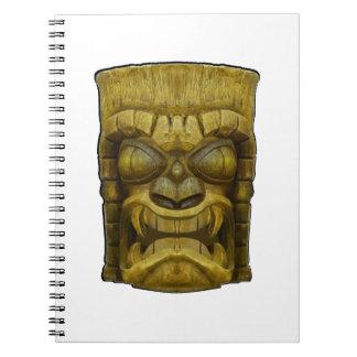 Island Spirits Notebook