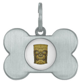 Island Spirits Pet Tag