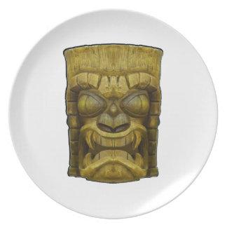 Island Spirits Plate