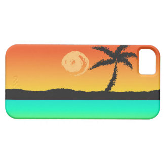 Island Sunset iPhone 5 Case