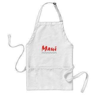 Island Sunset T-Shirts -Island Sunset Maui Graphic Standard Apron
