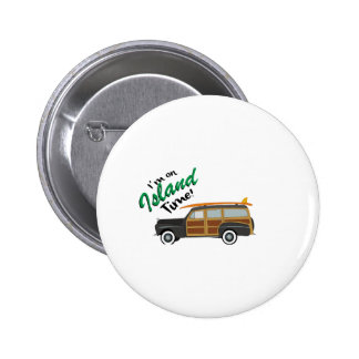 Island Time Car Button