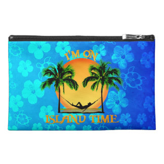 Island Time Travel Accessory Bag