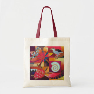 """ISLAND TREASURES I"" TOTE BAG"