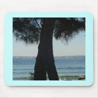 Island trees and surf mouse pads