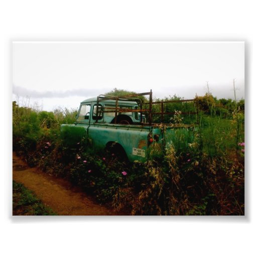 Island Truck Photograph
