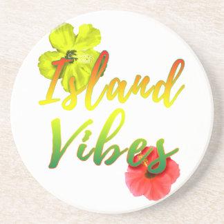 Island Vibes Coaster