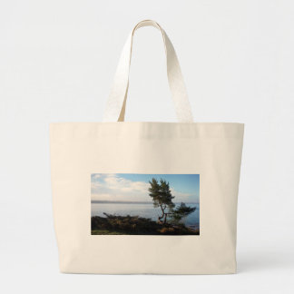 Island View, St Joseph Island, Ontario Large Tote Bag
