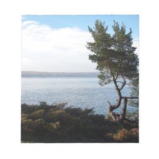 Island View, St Joseph Island, Ontario Notepad