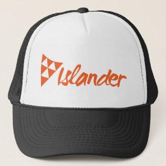 Islander Trucker Cap Black