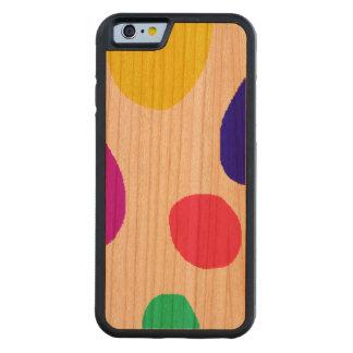 Islands Carved Cherry iPhone 6 Bumper Case