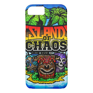 Islands of Chaos iPhone case