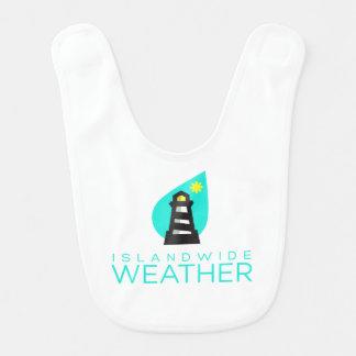 Islandwide Weather Baby Bib