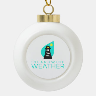 Islandwide Weather Ball Ornament