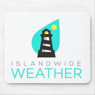 Islandwide Weather Mouse Pad