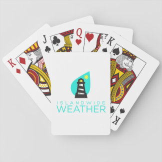Islandwide Weather Playing Cards