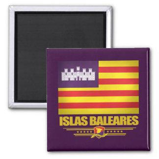 Islas Baleares (Balearic Islands) Magnet