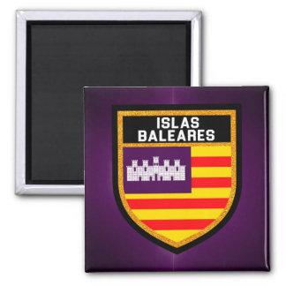 Islas Baleares Flag Magnet