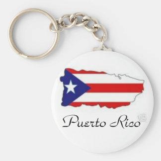 IslaSticker_tn, Puerto Rico Keychain