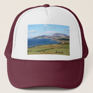Isle of Arran Trucker Hat