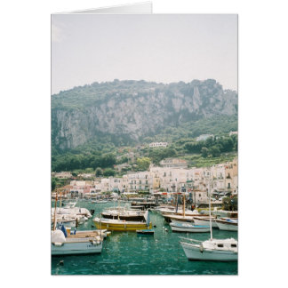 Isle of Capri Card