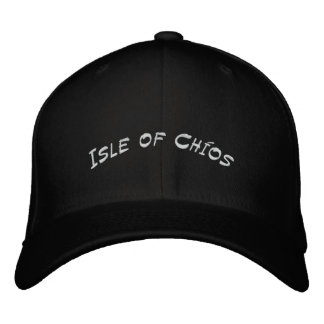 Isle of Chíos Embroidered Hat