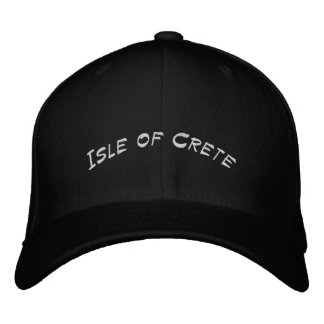 Isle of Crete Baseball Cap