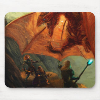 Isle of Hearts Front Cover Mouse Pad