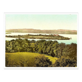 Isle of Mainau, Constance (i.e. Konstanz), Baden, Postcard