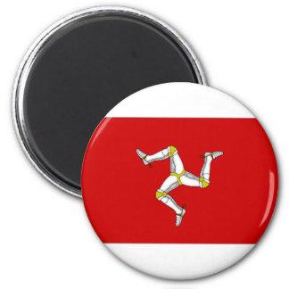 Isle of Man Flag Magnet
