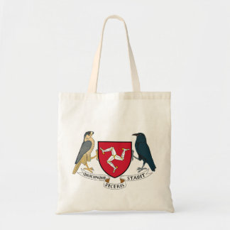 Isle of Man Republican Coat of Arms - Manx Emblem Tote Bag