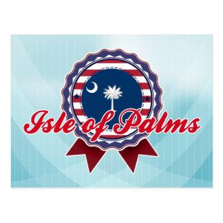 Isle of Palms, SC Postcard