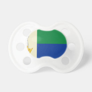 Isle Of Portland Flag Baby Pacifiers