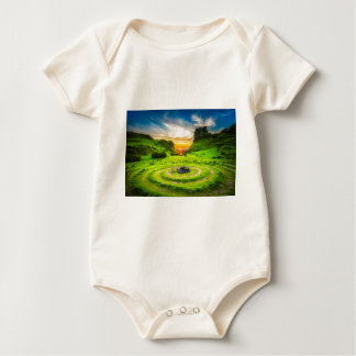 Isle of Sky Valley Baby Bodysuit