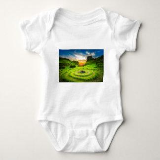 Isle of Sky Valley Baby Bodysuit