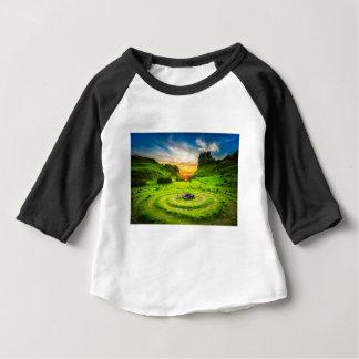 Isle of Sky Valley Baby T-Shirt