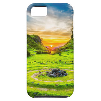 Isle of Sky Valley iPhone 5 Cover