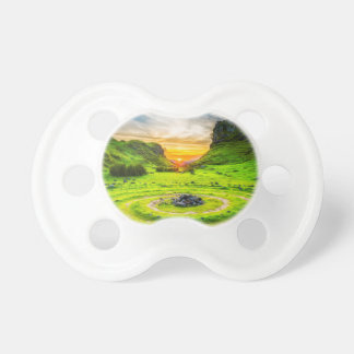 Isle of Sky Valley Pacifier
