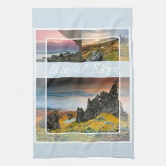 Isle of Skye: landscape Kitchen Towel