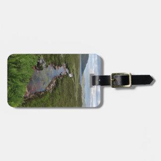 Isle of Skye Luggage Tag