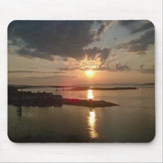 Isle of Skye, Scotland sunset mouse mat Mouse Pad
