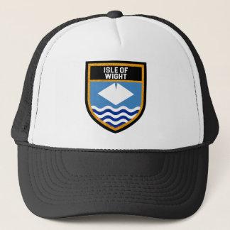 Isle of Wight Flag Trucker Hat