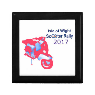 Isle of Wight Scooter Rally 2017 Gift Box